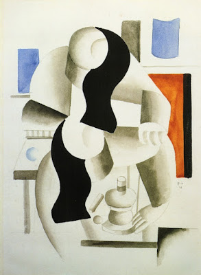 Leger, Fernand breakfast-1921