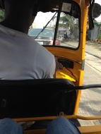 To TWB, the view from a Keke NAPEP
