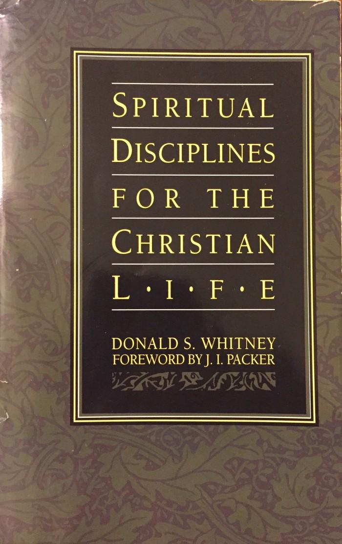 #28-spiritual disciplines for the christian life