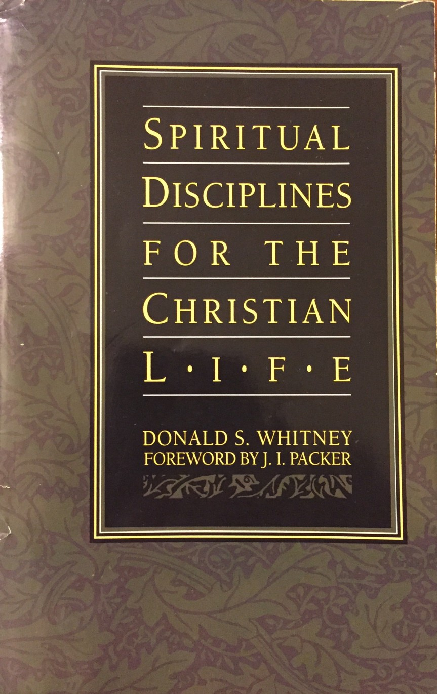 #28-spiritual disciplines for the christian life