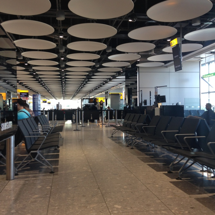 #84 - airport - waiting
