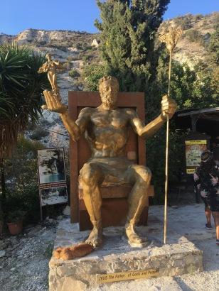 Zeus, Adonis Baths