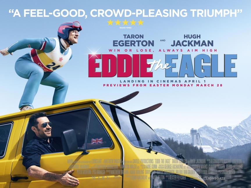 #90 - eddie the eagle