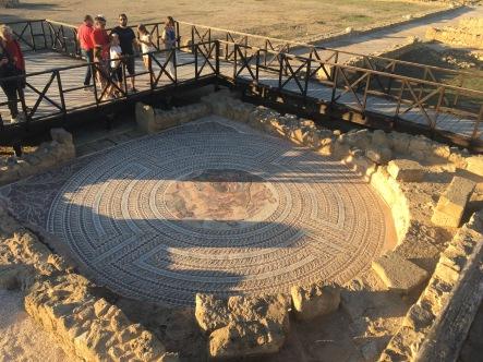 Mosaics, Pahpos ruins